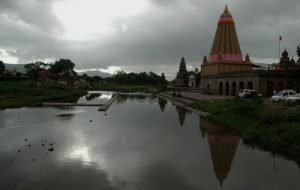 Wai village of temples