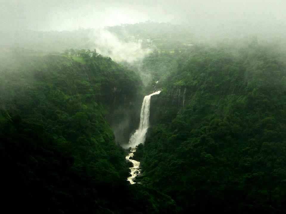 Waterfalls in Mahabaleshwar
