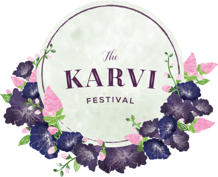 The Karvi Festival Logo