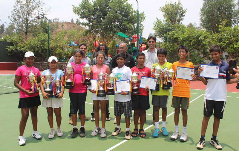 Tennis Tournaments at Ravine Hotel