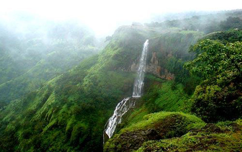 Mahabaleshwar waterfalls