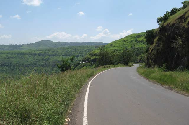 Ghat at Panchgani