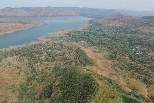 Valley View in Panchgani